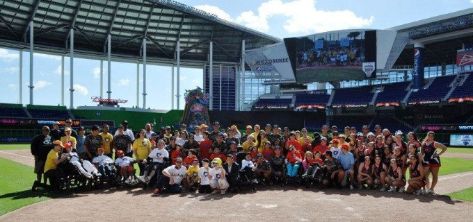 ML at Marlins Park